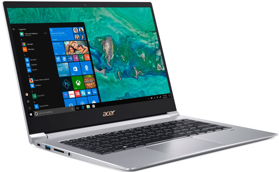 Acer Notebook Swift 3 SF314 55 50MX silber 17040148033 11