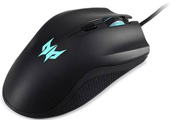 Acer Predator Cestus 320 Gaming Mouse 17620003033 12