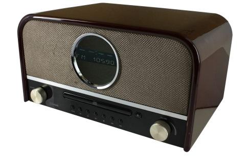 soundmaster nr 850 nostalgie stereo dab ukw radio. Black Bedroom Furniture Sets. Home Design Ideas