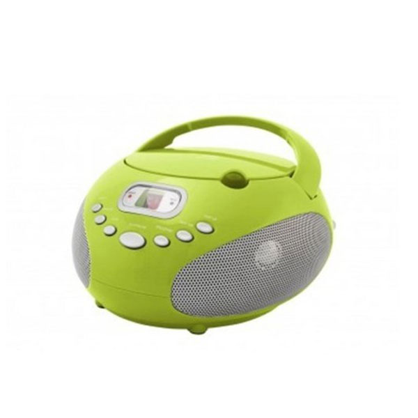soundmaster scd 2100 gr n cd boombox radiorecorder radio. Black Bedroom Furniture Sets. Home Design Ideas