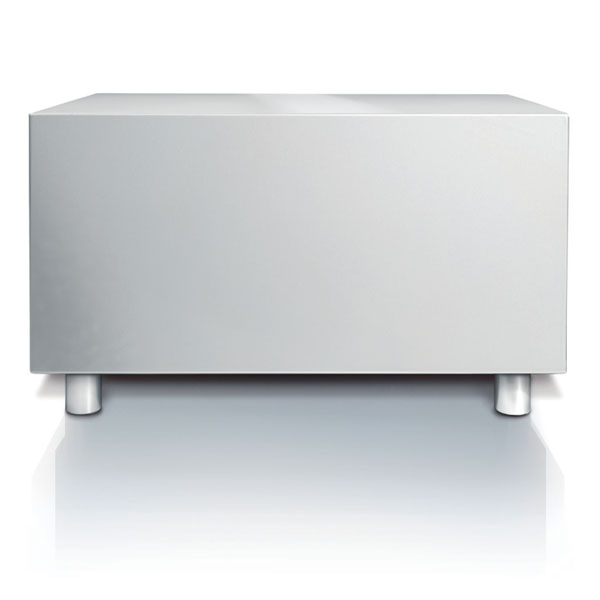 loewe subwoofer 525 converter chrome silver 69211t30 ebay. Black Bedroom Furniture Sets. Home Design Ideas