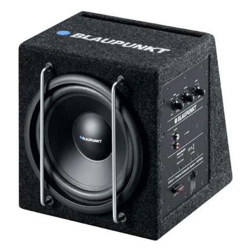 blaupunkt gtb 8 a aktiv 20 cm bassbox subwoofer mit verst rker. Black Bedroom Furniture Sets. Home Design Ideas