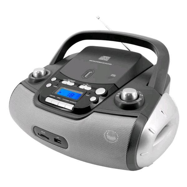 soundmaster scd 2700 tragbares radio mit cd spieler usb. Black Bedroom Furniture Sets. Home Design Ideas