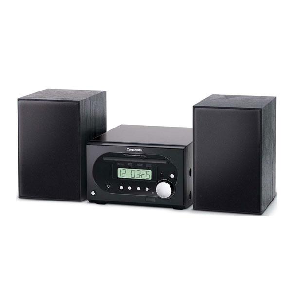 tamashi hdx 888 usb dvd cd micro system schwarz ebay. Black Bedroom Furniture Sets. Home Design Ideas