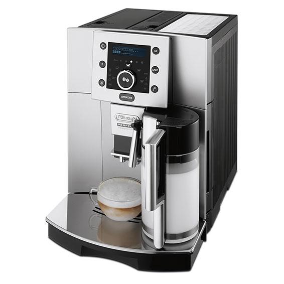 DeLonghi ESAM 5500.s Espresso Perfecta soul White Moka Set 4tlg.