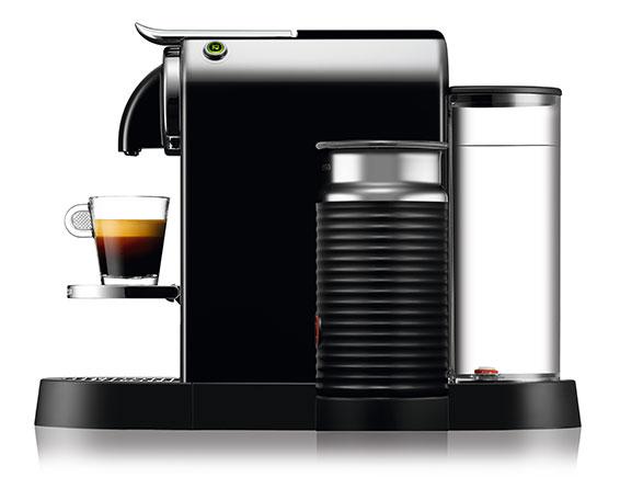 delonghi en 267 bae nespressoautomat citiz milk kaffeeautomat schwarz ebay. Black Bedroom Furniture Sets. Home Design Ideas