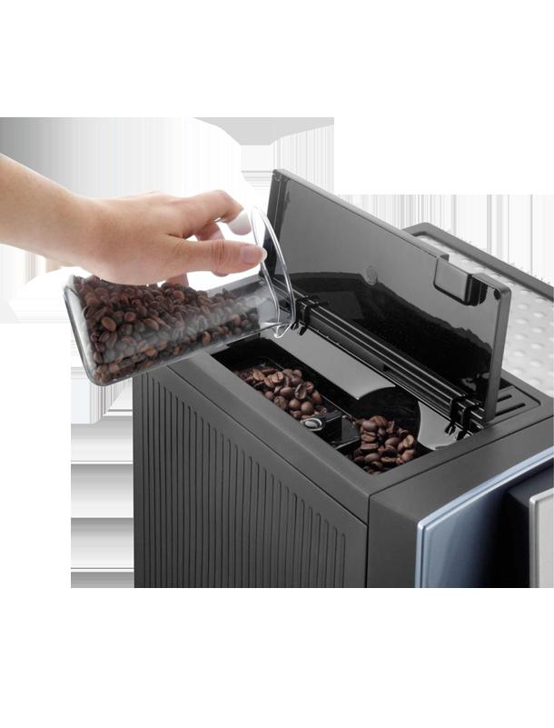 delonghi esam 5500 m perfecta kaffeevollautomat espressovollautomat 8004399322974 ebay. Black Bedroom Furniture Sets. Home Design Ideas