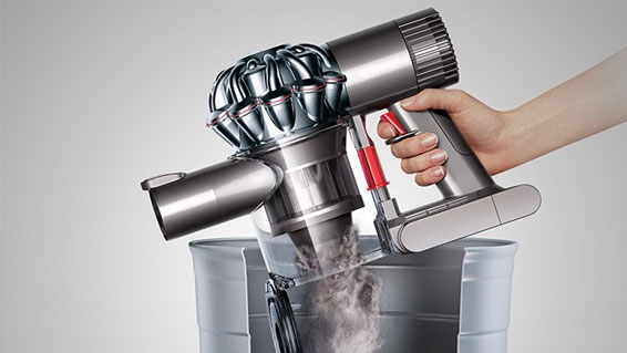 dyson v6 animal extra akku handstaubsauger staubsauger. Black Bedroom Furniture Sets. Home Design Ideas