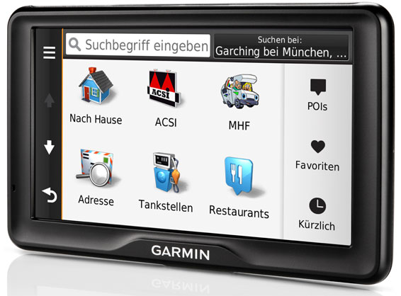 garmin camper 660 lmt d europe dab navi 6 bluetooth. Black Bedroom Furniture Sets. Home Design Ideas