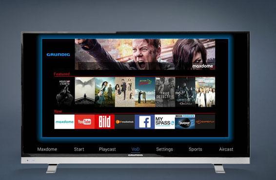 Smart Inter@Ctive Tv 4.0 Plus Netflix