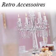 Retro Accessoires Kerzenhalter