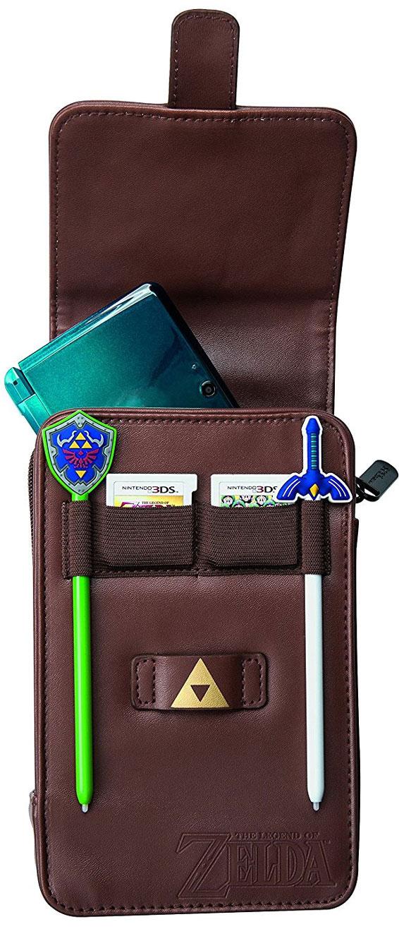 NOR PowerA Nintendo DS Legend of Zelda Starter Kit 11399923312 11