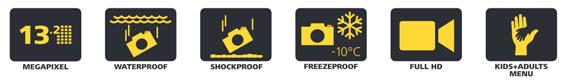 Nikon Coolpix W100 11536151522 13