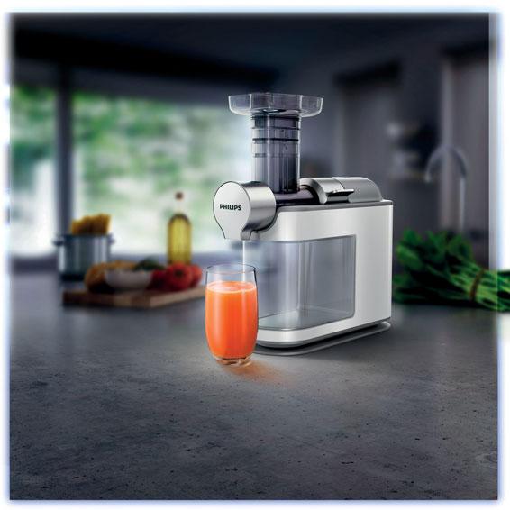 Philips HR 1945 80 Avance Slow Juicer Entsafter 36361025048 11