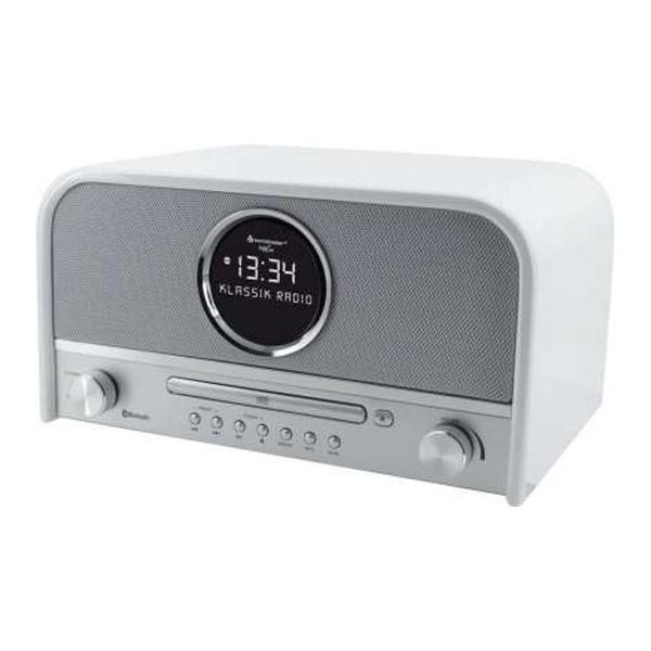 soundmaster nr 850 nostalgie radio stereo dab usb radio. Black Bedroom Furniture Sets. Home Design Ideas