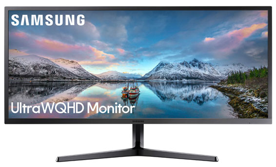 Samsung Gaming Monitor S34J550WQU 17160478771 15