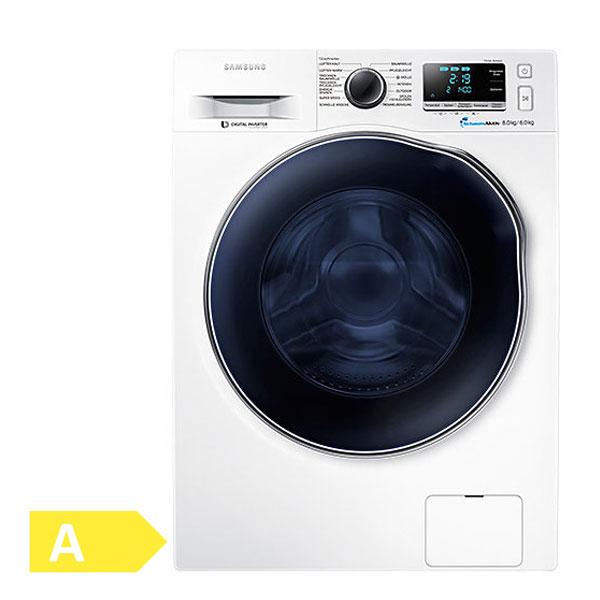 samsung ww80k52a0vw eg 8kg waschmaschine slim addwash. Black Bedroom Furniture Sets. Home Design Ideas