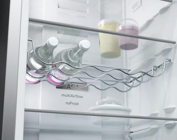 Siemens Kühlschrank Rollen : Siemens iq300 kühl gefrier kombination türen edelstahl look deltatecc