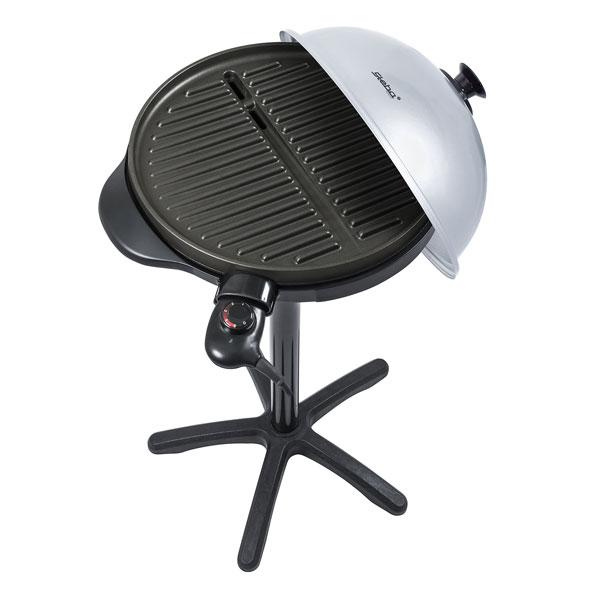 steba vg 250 bbq grill standger t s ulengrill mit haube tischgrillfunktion ebay. Black Bedroom Furniture Sets. Home Design Ideas
