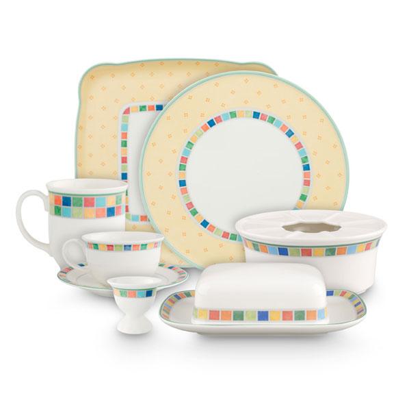 villeroy boch charm breakfast twist alea becher mit henkel 0 42l ebay. Black Bedroom Furniture Sets. Home Design Ideas