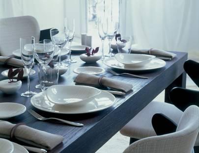 villeroy boch dune lines schale tief oval 27cm ebay. Black Bedroom Furniture Sets. Home Design Ideas
