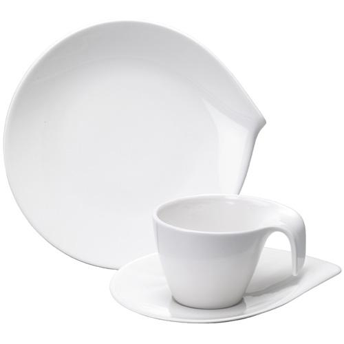 villeroy boch flow kaffee set 6tlg v b ebay. Black Bedroom Furniture Sets. Home Design Ideas