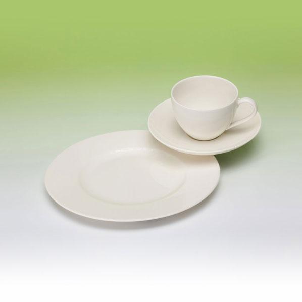 gallo design villeroy boch group basic white kaffeeset 18tlg ebay. Black Bedroom Furniture Sets. Home Design Ideas