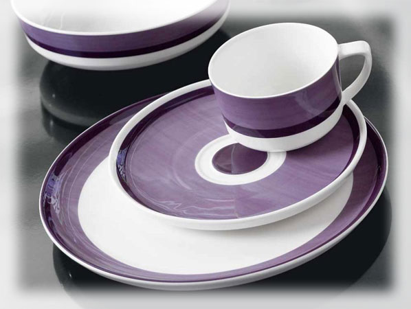 villeroy boch vivo just violet kaffeeset 18tlg ebay. Black Bedroom Furniture Sets. Home Design Ideas