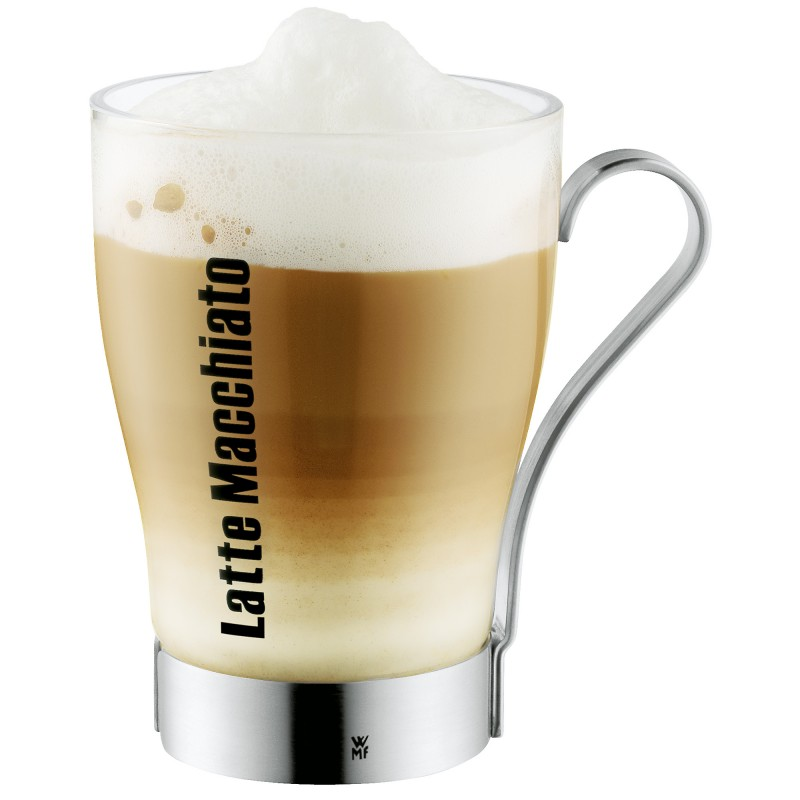 wmf latte macchiato glas 686686030 sp lmaschinenfest 11 5 cm hoch 200 ml volume ebay. Black Bedroom Furniture Sets. Home Design Ideas