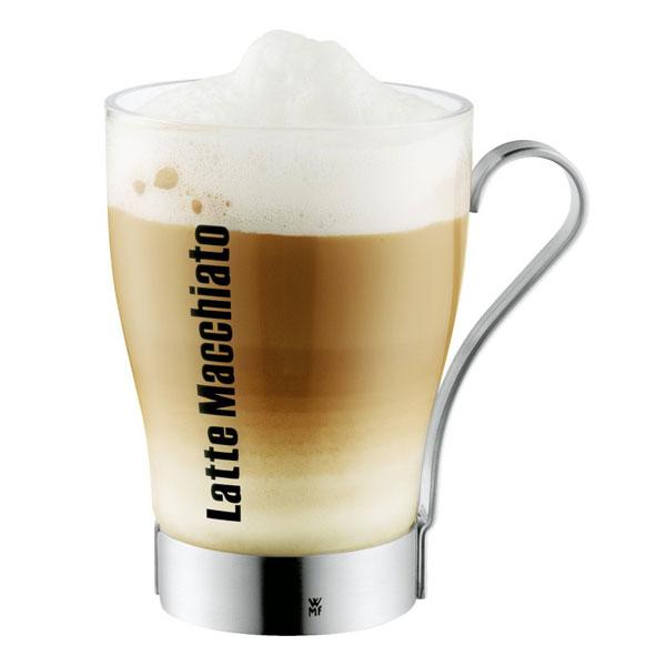wmf latte macchiato glas 686686030 sp lmaschinenfest 11 5 cm hoch 200 ml volume ebay. Black Bedroom Furniture Sets. Home Design Ideas