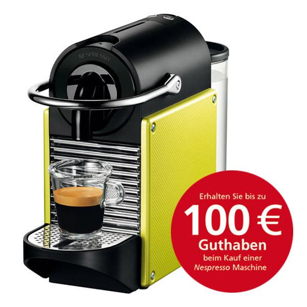 delonghi en 125 l pixie nespressoautomat gr n nespresso system kaffeemaschine ebay. Black Bedroom Furniture Sets. Home Design Ideas
