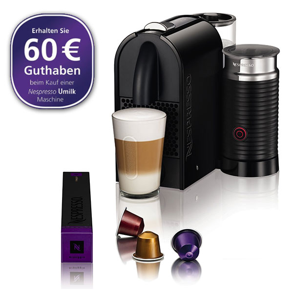 delonghi en 210 bae umilk nespressoautomat espresso aeroccino kaffeemaschine ebay. Black Bedroom Furniture Sets. Home Design Ideas