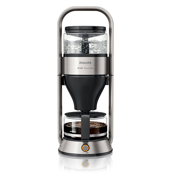 philips hd 5412 00 kaffee maschine cafe gourmet edelstahl. Black Bedroom Furniture Sets. Home Design Ideas