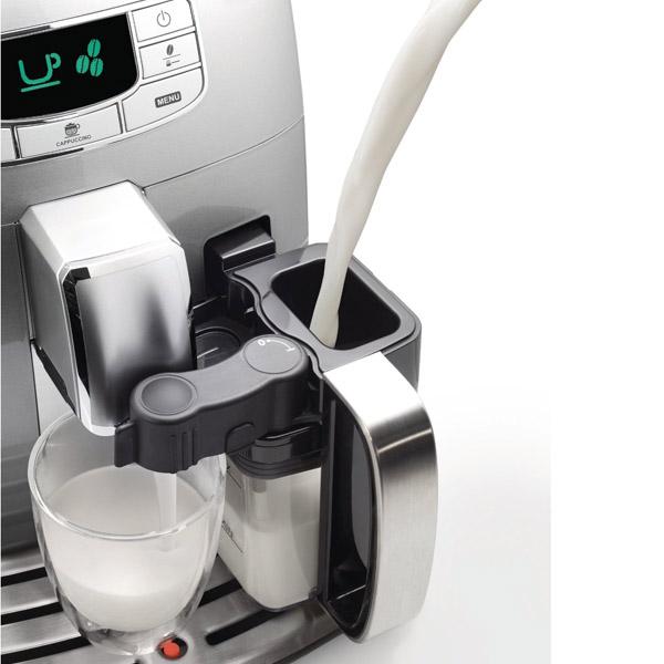philips hd 8753 95 kaffeevollautomat intelia cappuccino. Black Bedroom Furniture Sets. Home Design Ideas
