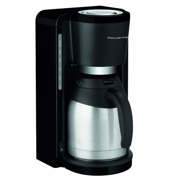 rowenta ct 3818 thermo milano kaffeemaschine mit isolierkanne kaffeeautomat. Black Bedroom Furniture Sets. Home Design Ideas