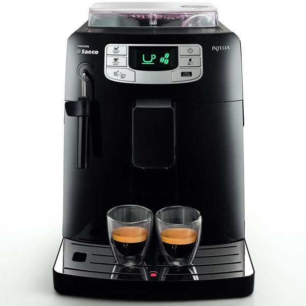philips hd 8751 95 kaffeevollautomat intelia evo kaffeemaschine kaffeeautomat. Black Bedroom Furniture Sets. Home Design Ideas