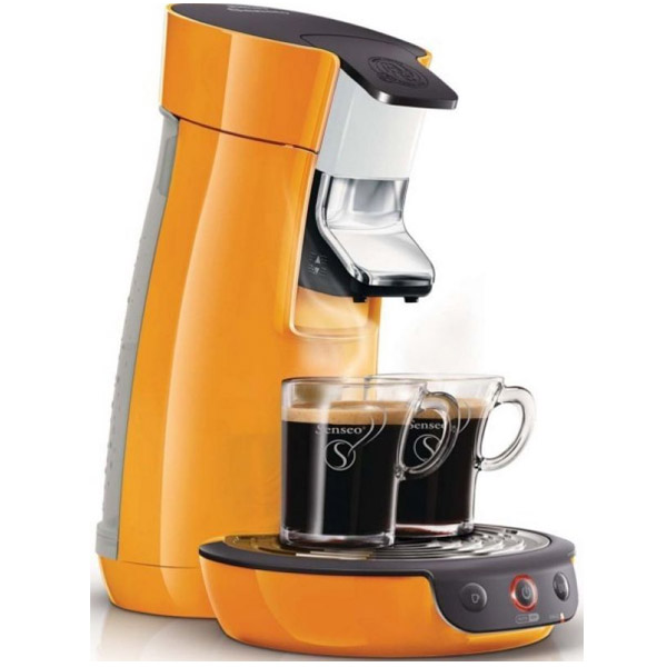 philips hd 7825 20 senseo viva cafe papaya kaffeemaschine kaffeepadmaschine ebay. Black Bedroom Furniture Sets. Home Design Ideas