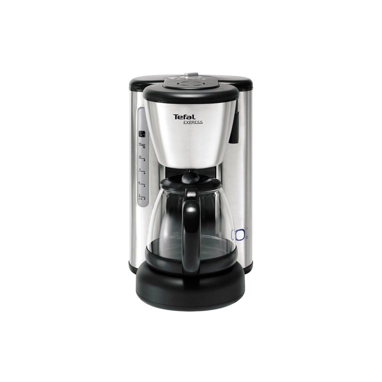tefal cm 430 d schwarz kaffeeautomat kaffeemaschine filterkaffeemaschine ebay. Black Bedroom Furniture Sets. Home Design Ideas