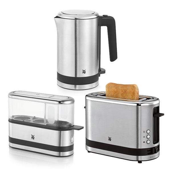 Küchenminis Wmf Zerkleinerer ~ wmf küchenminis coup frühstücksset mit toaster, eierkocher und wasserkocher ebay