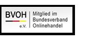 Mitglied des Bundesverband Onlinehandel