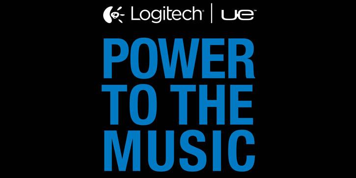 Logitech UE Musik