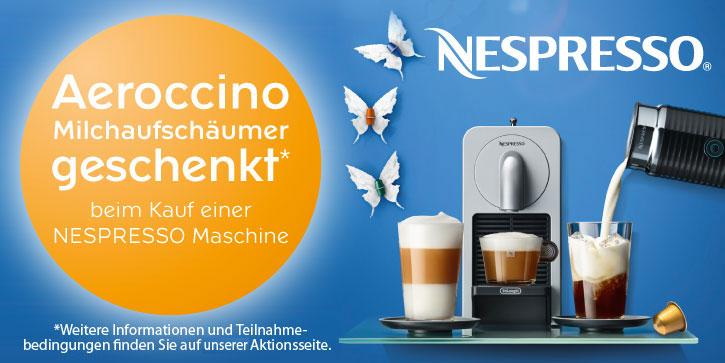 Nespresso Expert - Werden Sie Meister Ihrer Kaffee-Komposition
