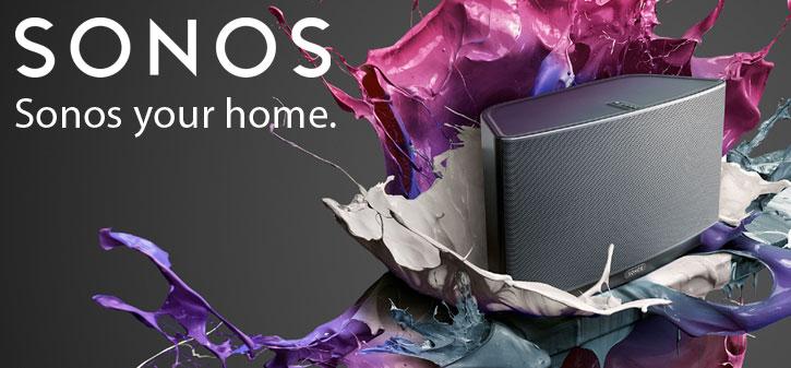 Sonos - Sonos your home.