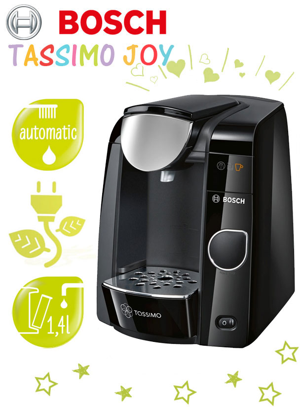bosch tas4502 tassimo joy multigetr nkesystem schwarz kaffeemaschine ebay. Black Bedroom Furniture Sets. Home Design Ideas