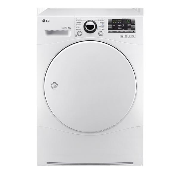 LG RC7055AH1Z - Wärmepumpentrockner