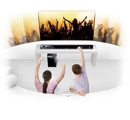 Samsung HW-F450 Soundbar