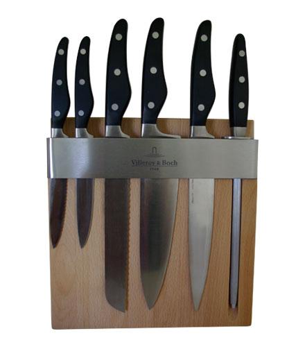 Für die Küche: Villeroy & Boch Messerset inkl. Messerblock für nur 69,99 € inkl. VSK!