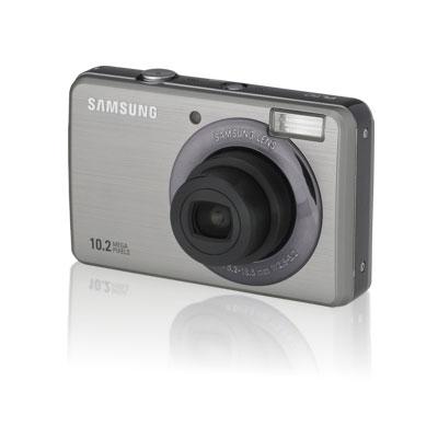 Digitalkamera Samsung PL50 silber