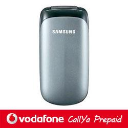 Samsung-E-1150-silber-CallYa-Paket-1-Startguthaben