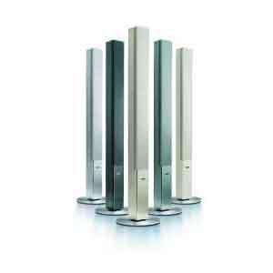 loewe stand speaker id alu black 66202l10 lautsprecher. Black Bedroom Furniture Sets. Home Design Ideas